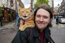 James Bowen, A street cat named Bob